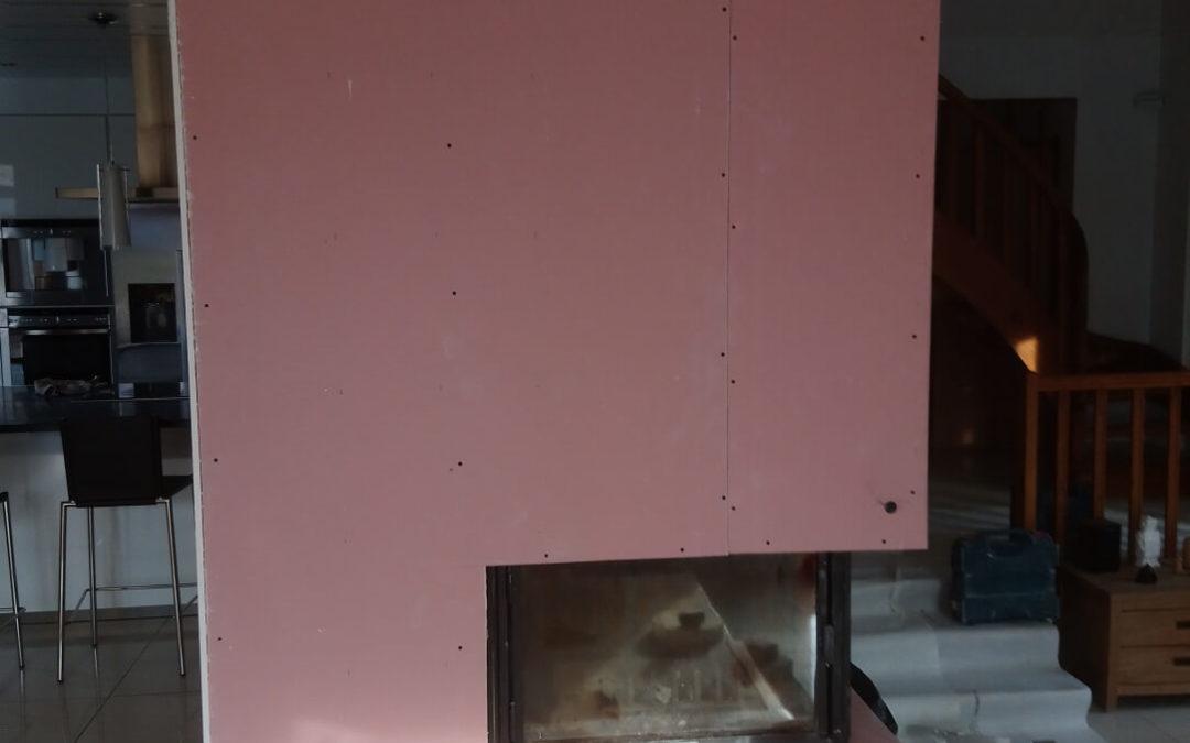 Rénovation de cheminées
