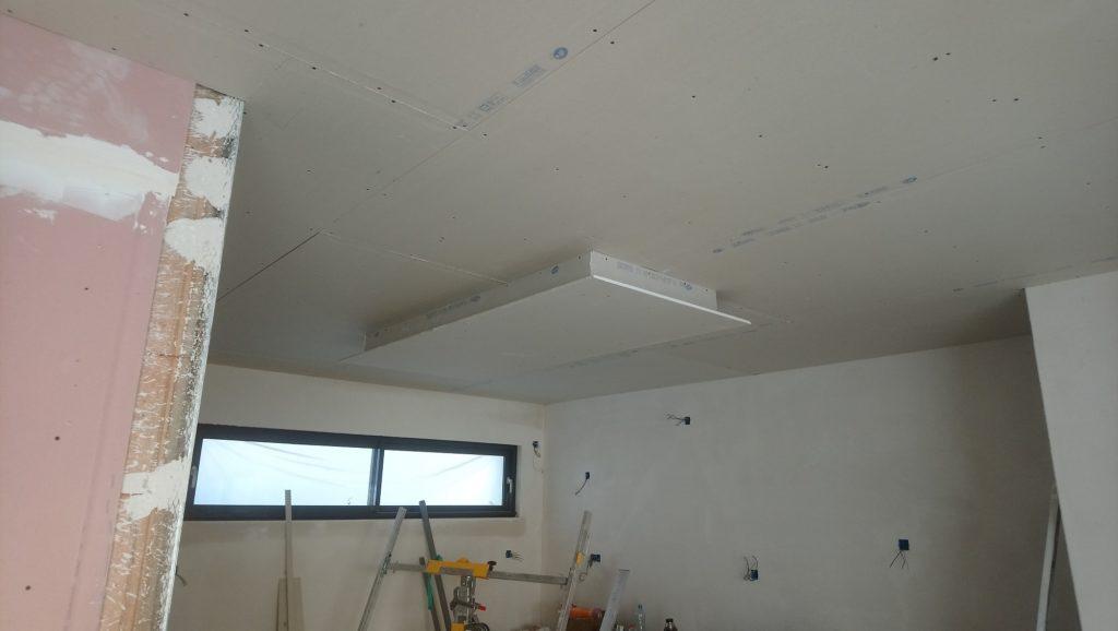 pose placo plafond