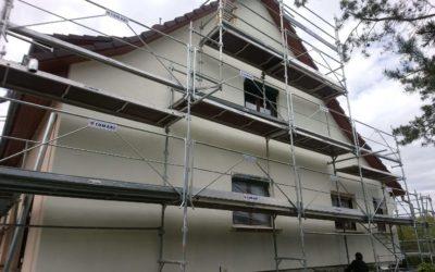 Ravalement de façade à Altkirch