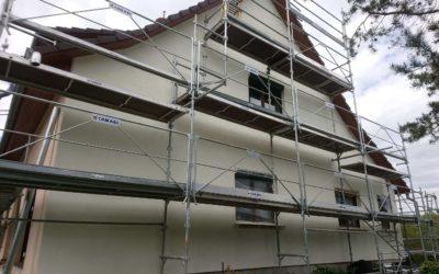 Peintre en bâtiment proche de Carspach