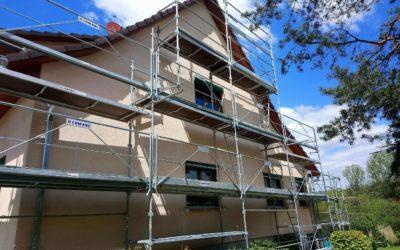 Rénovation de façade à Altkirch